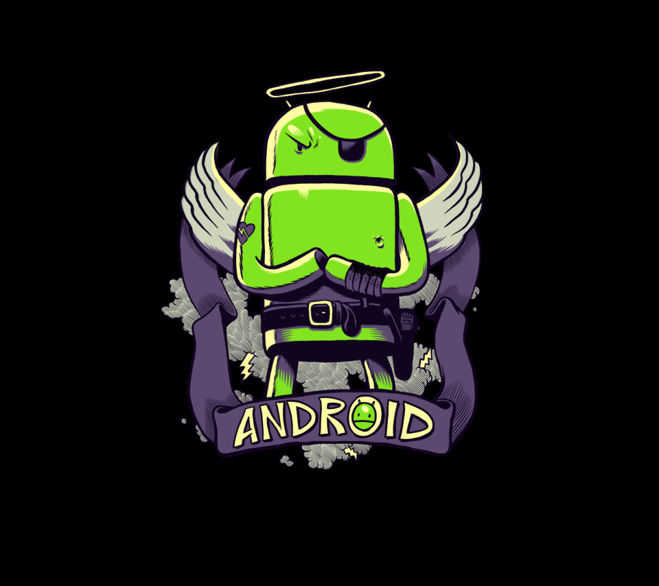 Top Free Android Games Dont Miss It Download Now Free: Android Logo HD Wallpaper 01