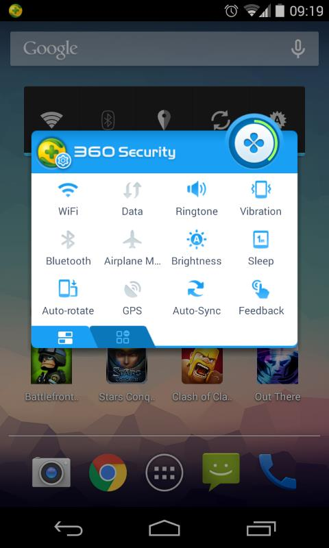 Best Android antivirus: 360 Security | Papidroid: Android